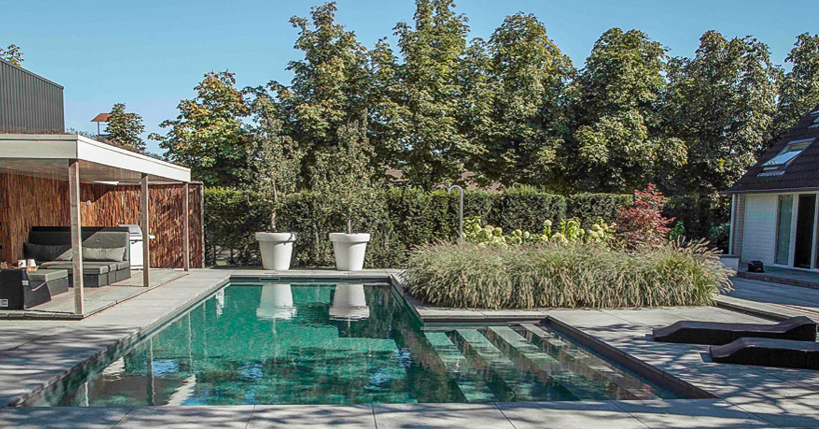 kosten zwembad in de tuin